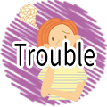 "Cantonese conversation ""trouble"" with audio"